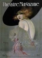 Theatre Magazine October 1920 Fine-Art Print