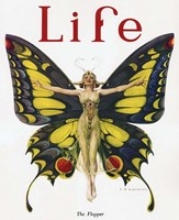 Life - The Flapper Fine-Art Print