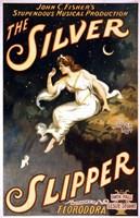 The Silver Slipper Fine-Art Print