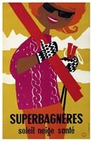 Superbagneres Fine-Art Print