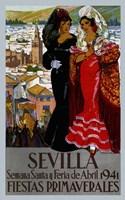 Sevilla 1941 Fine-Art Print