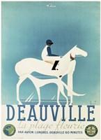 Deauville Fine-Art Print