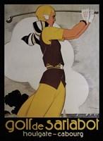Golf de Sarlabot Fine-Art Print