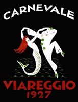 Carnevale Viareggio 1927 Fine-Art Print