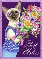 Siamese Flowers Fine-Art Print