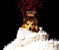 Royal Love Pup - Sheltie Fine-Art Print