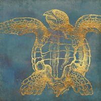 Deep Sea Life III Fine-Art Print
