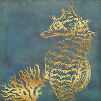 Deep Sea Life V Fine-Art Print