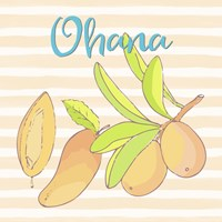 Mango Ohana Fine-Art Print