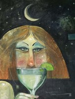 Midnight Margarita Fine-Art Print