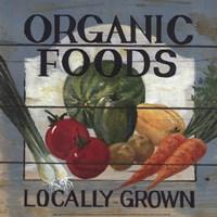 Organic Foods Fine-Art Print