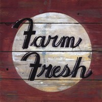 Farm Fresh II Fine-Art Print