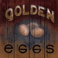 Golden Eggs Fine-Art Print