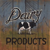 Dairy Products Fine-Art Print