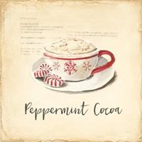 Cest Bon Bon Peppermint Fine-Art Print