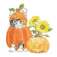 Halloween Pets II Fine-Art Print