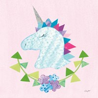 Unicorn Power IV Fine-Art Print