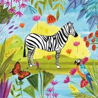 The Big Jungle III Fine-Art Print