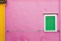 Windows of Burano V Fine-Art Print