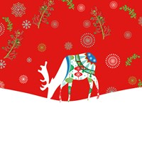 Mod Holiday VIII Fine-Art Print
