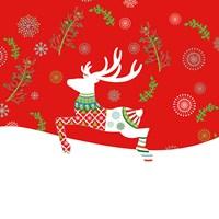 Mod Holiday VI Fine-Art Print
