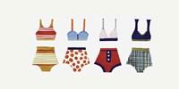 Les Bikinis Fine-Art Print