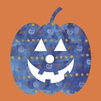 Blue Pumpkin Fine-Art Print