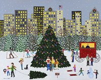 Christmas in the City Fine-Art Print