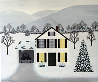 A Winters Hush Fine-Art Print