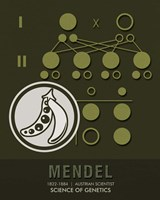 Mendel Fine-Art Print