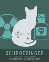 Schroedinger Fine-Art Print