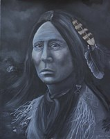 Chief Lone Bear Fine-Art Print
