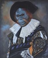 Laughing Cavelier Fine-Art Print