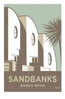 Sandbanks Banks Road Fine-Art Print