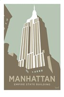 Manhattan Fine-Art Print