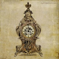 Time Waits Fine-Art Print