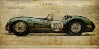 No. 59 Aston Martin DBR Fine-Art Print