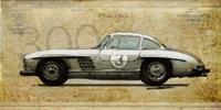 Mercedes 300SL Fine-Art Print