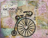 Bicycle of Love Fine-Art Print