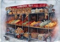 Boston Market Fine-Art Print