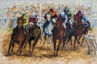 The Derby Fine-Art Print