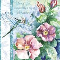Dragonfly Days Fine-Art Print