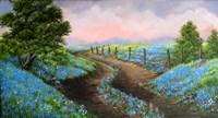 Texas Bluebonnets Fine-Art Print