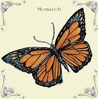 Butterfly Monarch Fine-Art Print