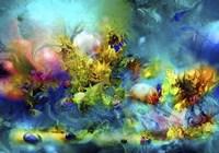 Coral Reef Emerald Fine-Art Print