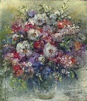 Bouquet of Flowers 5 Fine-Art Print