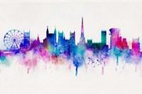 Cityscape 1 Fine-Art Print
