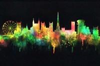 Cityscape 3 Fine-Art Print