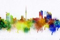 Cityscape 5 Fine-Art Print