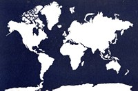 World Map 5 Fine-Art Print